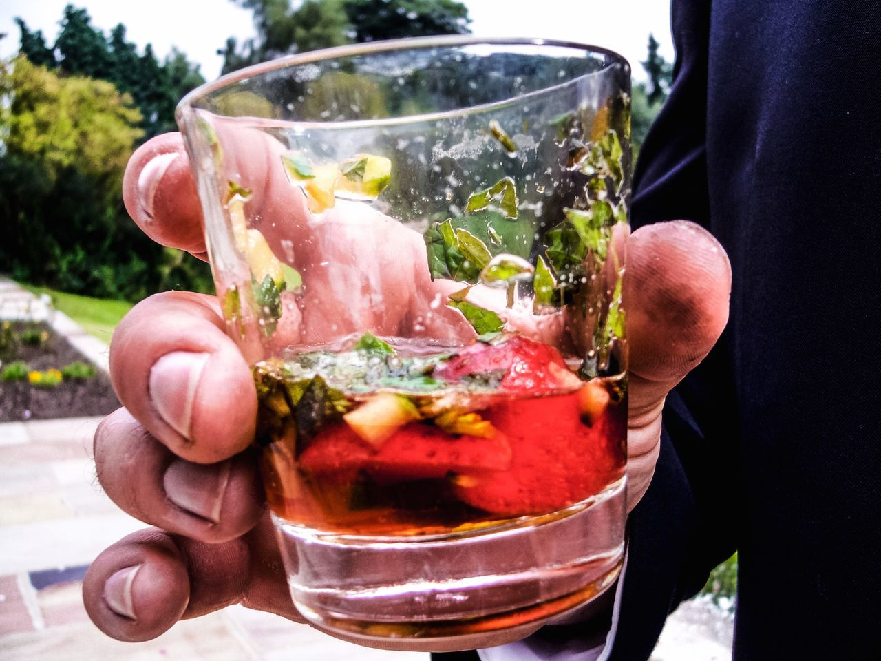 Pimms Pimmsoclock IPhoneography Fruity Taste Of Summer  Check This Out Enjoying Life