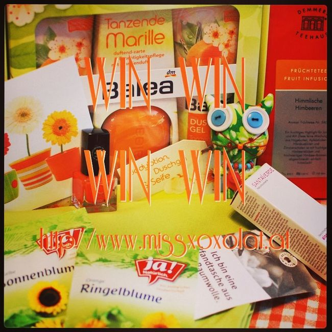 last chance! visit www.missxoxolat.at to win! Win Giveaway Blog Austrian Blogger