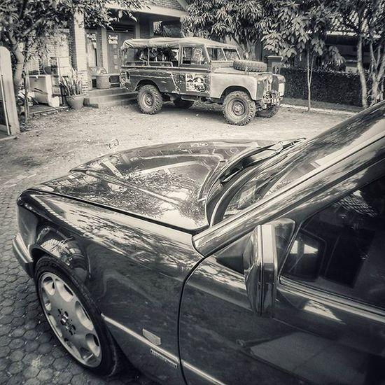 W124 Landrover  Sportline Instacars Own_acc Car Carporn Iphonesia Instasunda Insta_kaskus Ic_wheels Instago Photo_storia Fotonesia Ig_indonesia Instagood