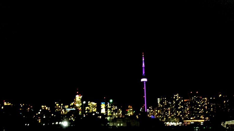 Toronto TorontoLife Skyline The6ix