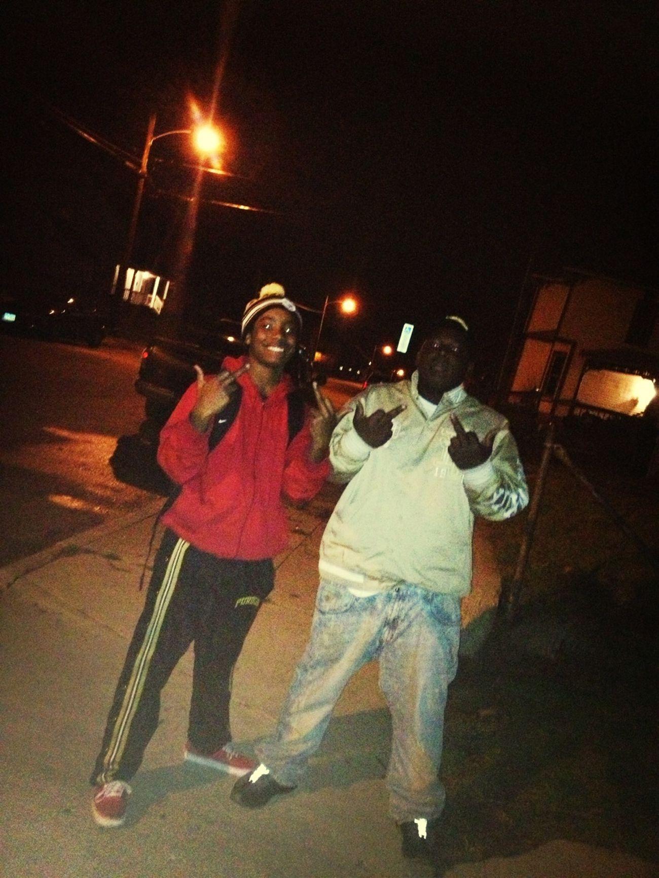 Thug Life Salute