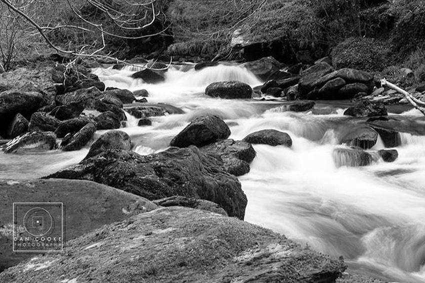 Watersmeet @nationaltrustsouthwest River Stream Longexposure Longexposurephotography