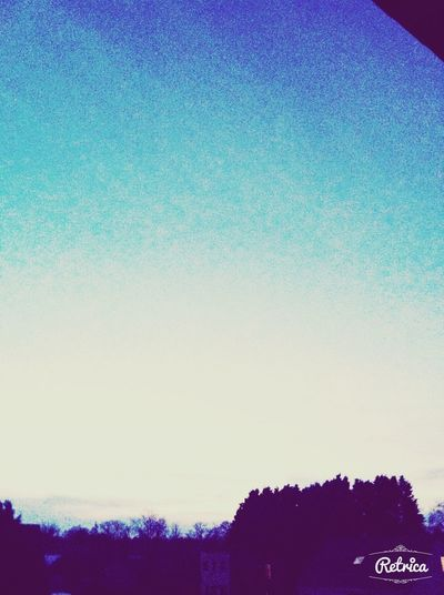 Sky Landscape blue