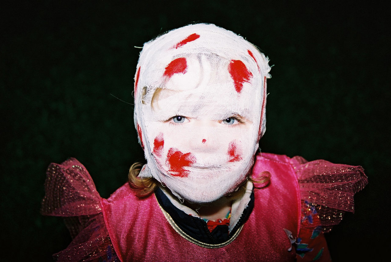 Beautiful stock photos of halloween, Bandage, Bizarre, Blood, Casual Clothing