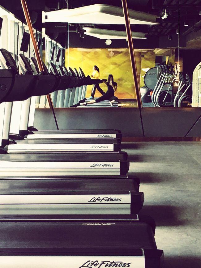 Sport Fitness ready