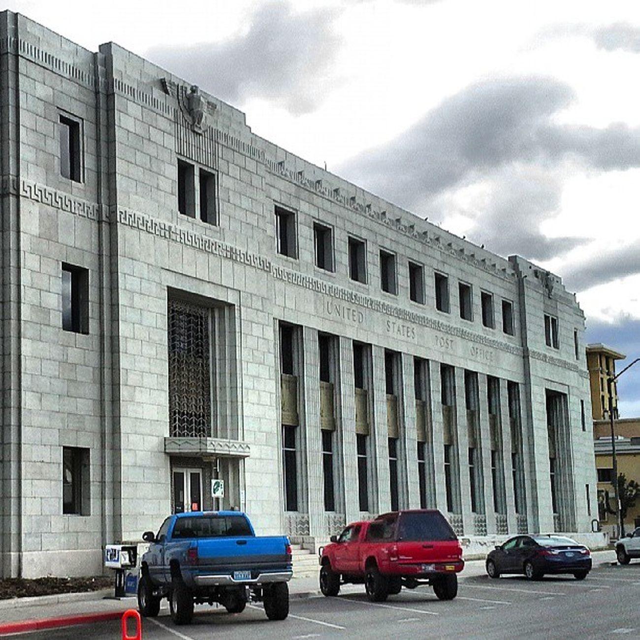 USPO RENO USPO Reno Architecture Renovations
