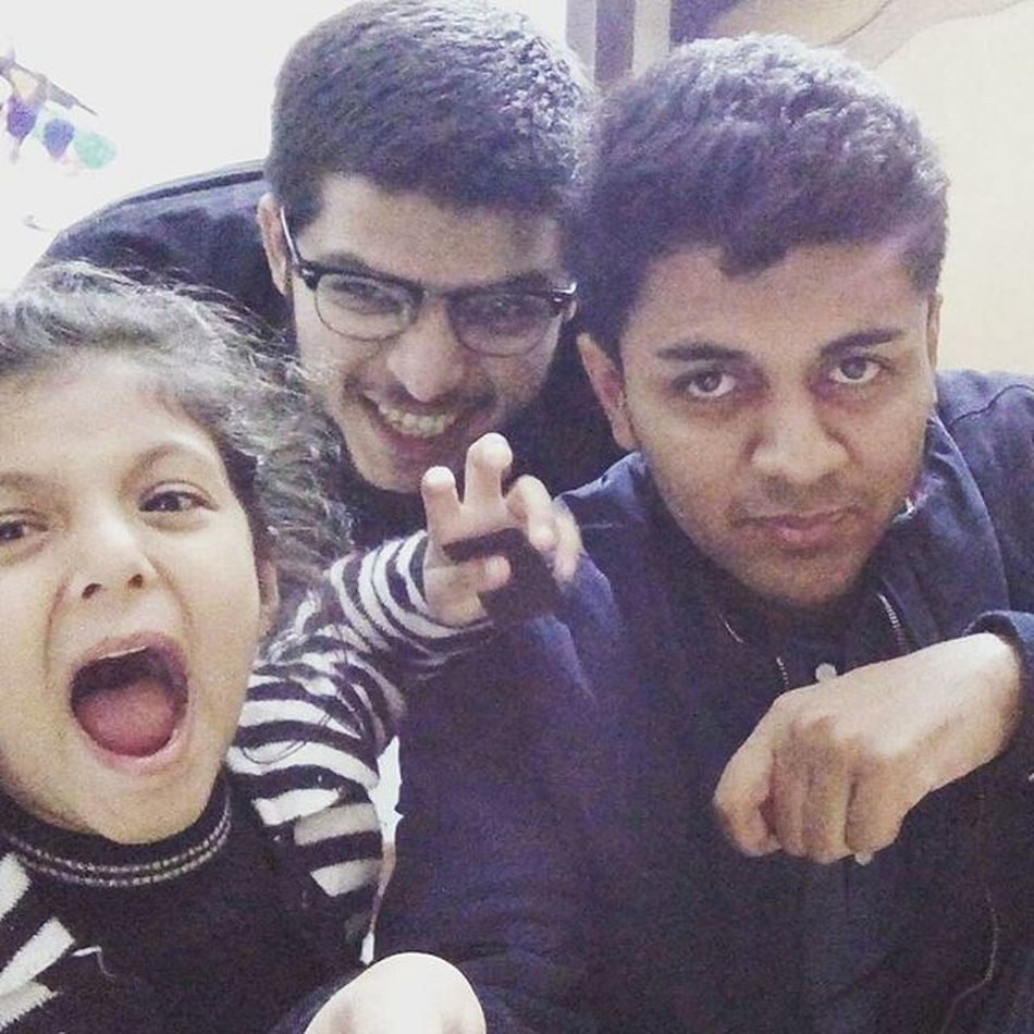 The freak selfiee Lovethemsomuch Brother Neice Lovelypeople Fun Party