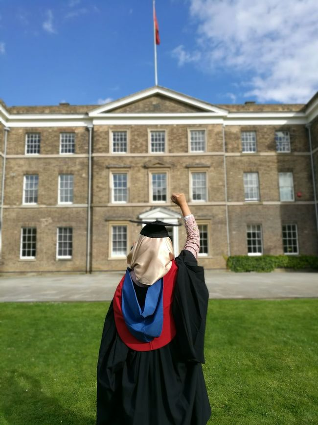 Ace Convocation Leiuni Victory Leicester University Graduation HuaweiP9 Colour Of Life