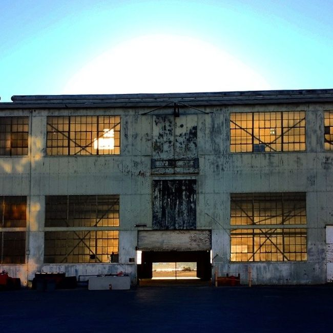 Abandonedwarehouse Sanpedro Terminalisland Docks setlife breakingthrough laliving californiadreaming processedasfuck