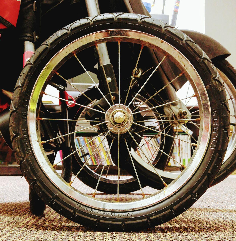 Transportation Tire Wheel No People