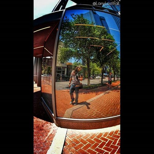 Outdoor Outside OutsideIsFree Tower Wellsfargofortworth Wellsfargotower Wellsfargo Reflection Reflections HDR Hdr_pics Me Mirrorselfie Sidewalk Concretejungle Summer Hotsummer Hardsummer Hardsummer2015 Summer Summerday LovingLife Walking Fortworth Downtownfortworth