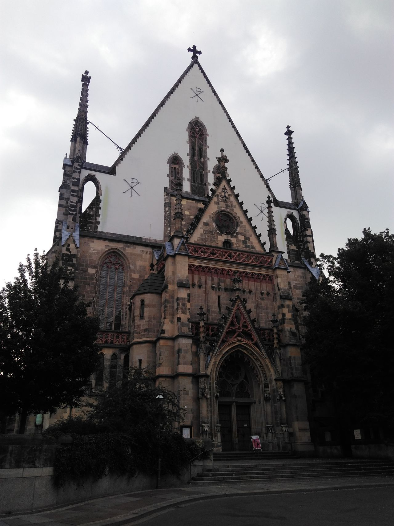 Thomaskirche Leipzig Thomaskirche Leipzig Germany Sachsen Kirche Church Deutschland Religion Spirituality Architecture