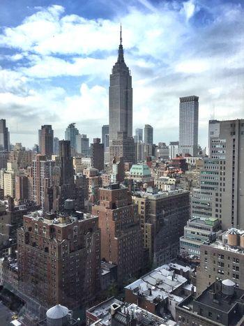 From the 23rd floor New York City Taking Photos Streamzoo Family Tadaa Community Cellphone Photography NYC Photography Manhattan
