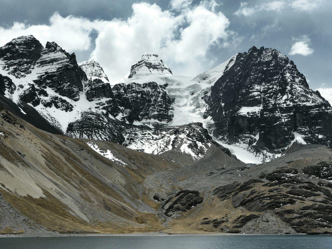 Peru PÉROU Condoriri Cordillère Royale Cordillera De Los Andes
