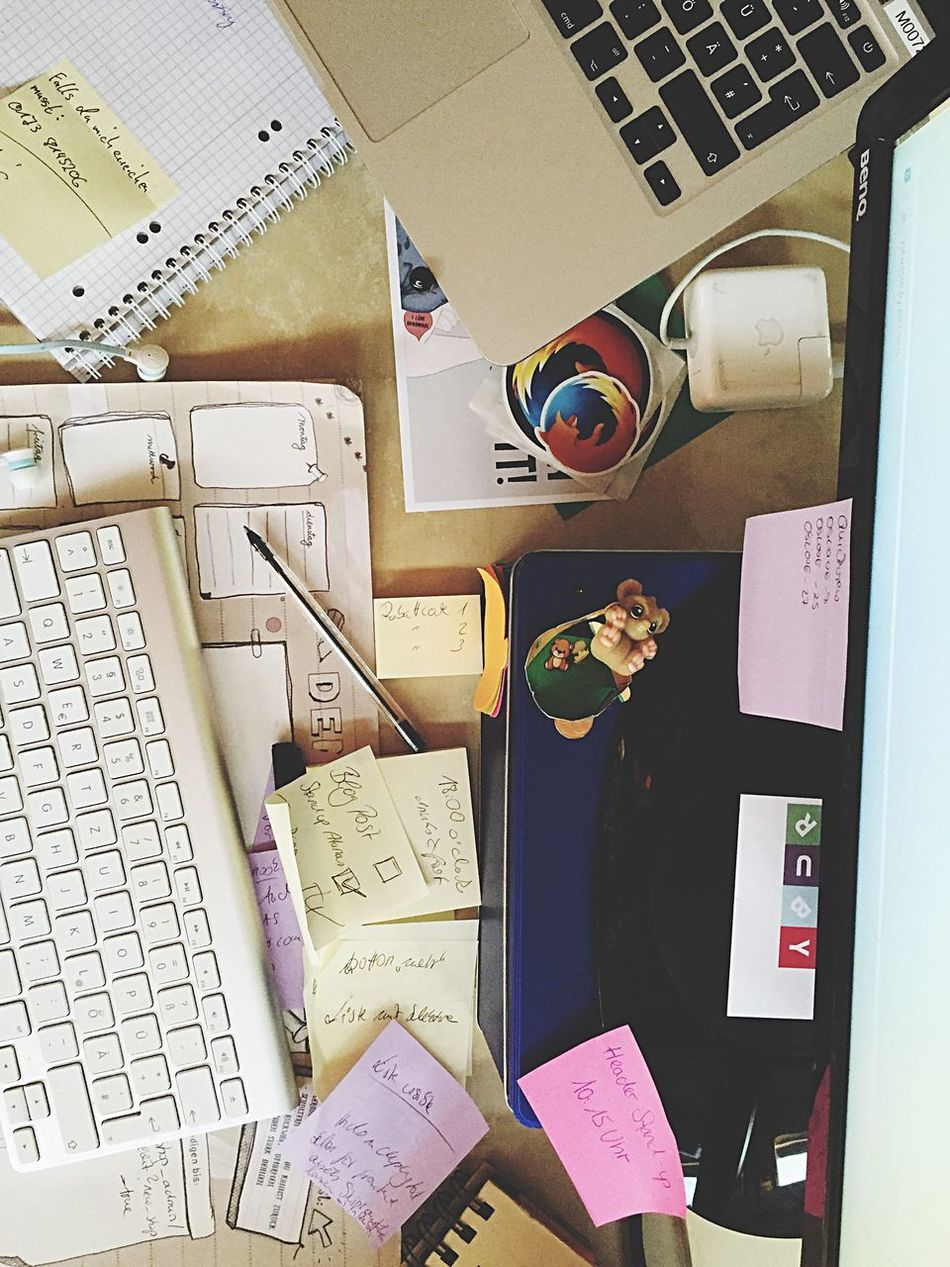 Desks From Above DaWanda Office