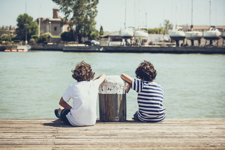 Beautiful stock photos of urlaub, 8-9 Years, Beauty In Nature, Boys, Casual Clothing