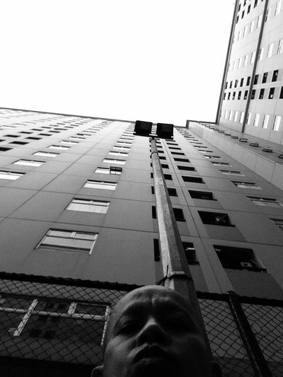 Me agains the building. First Eyeem Photo