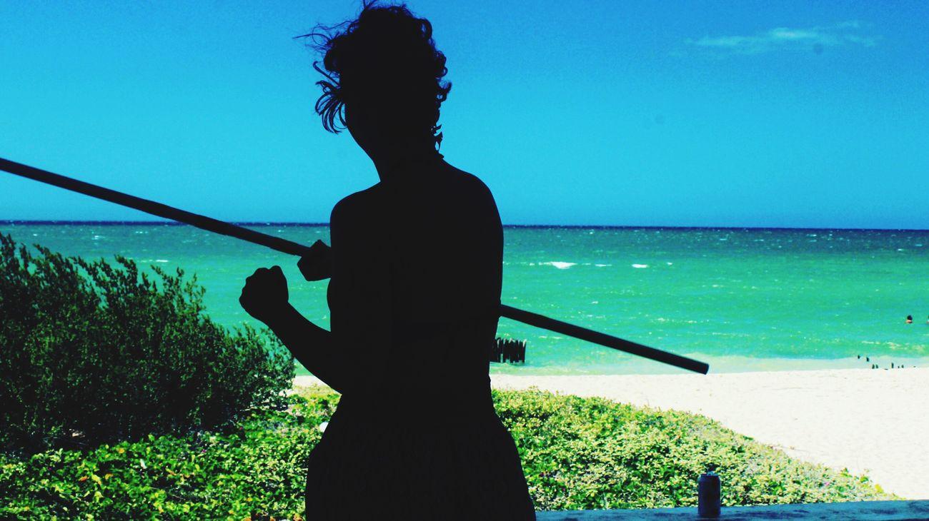 Check This Out That's Me Hanging Out Hello World Relaxing Taking Photos Enjoying Life Hi! Beach Life EyeEm Best Shots Art Bestoftheday Streetart Girl Bikini Muscles Mexico Yucatan Mexico EyeEm Nature Lover