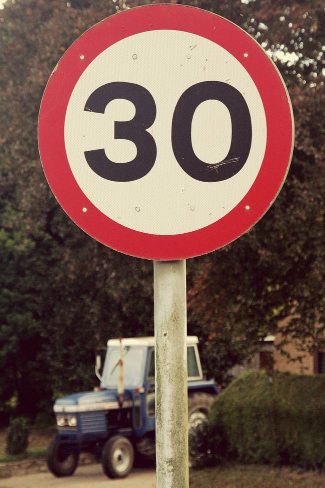 watch your speed Road Sign Safety Sign Pole Warning Sign Roadside Speed Limit Sign EyeEm Gallery Selective Focus Tractor Vintage Popular Popular Photos EyeEmBestPics