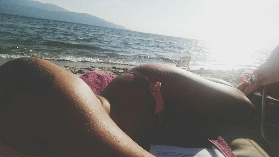 Beach Curves Sun Lazzyday Relaxation Lovesummer Lovesun Bodyshot Body Curves  Bikini