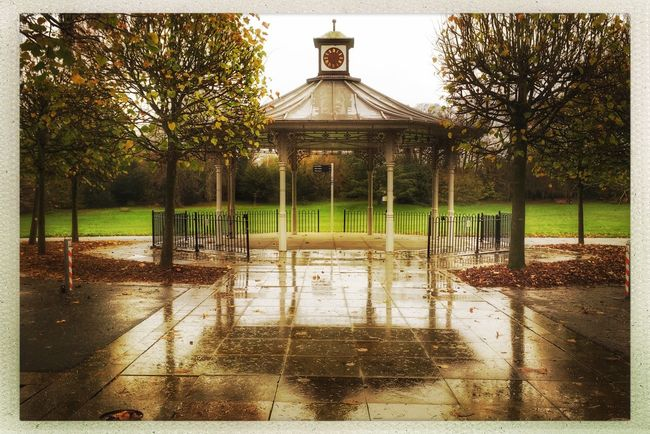 The Bandstand No Band