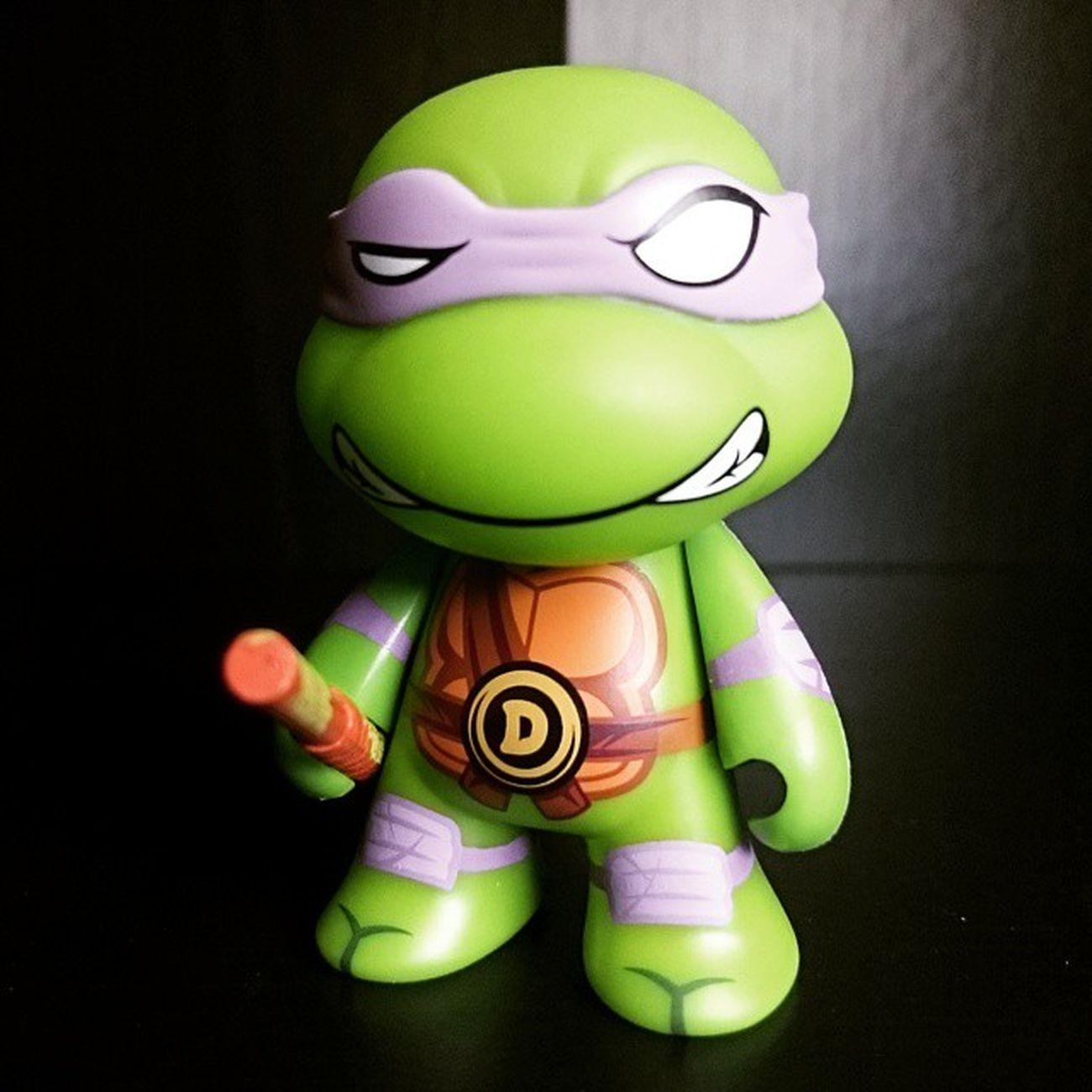 Tmnt Teenagemutantninjaturtles Donatello Kidrobot