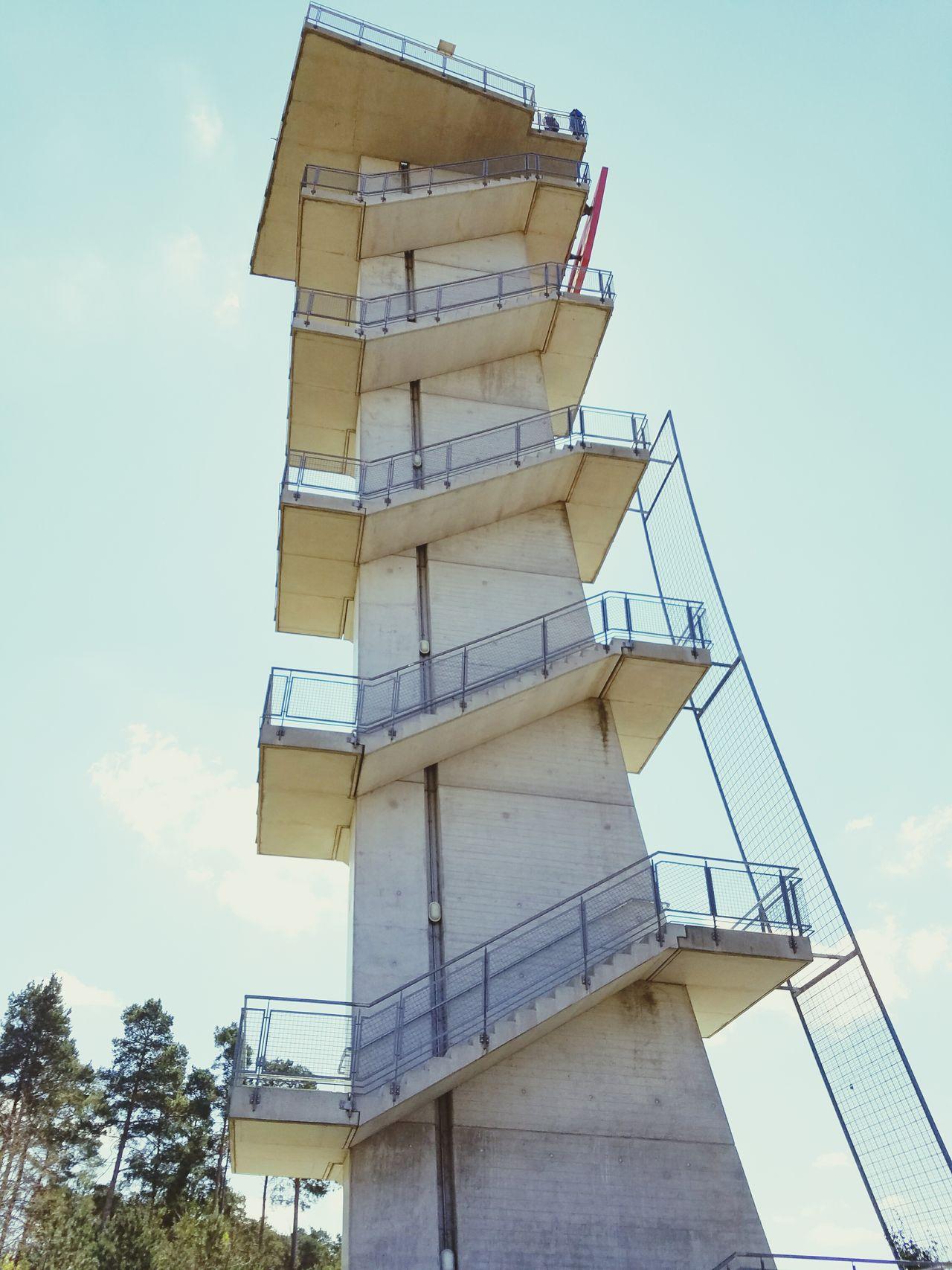 Cottbus Tagebau Tower