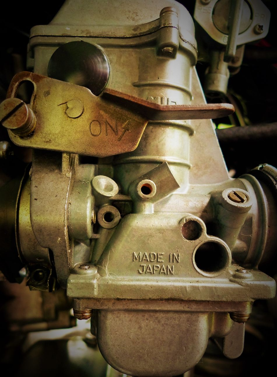 Carburetor Close-up Detail Deterioration Equipment Factory Focus On Foreground Industry Machine Part Machinery Man Made Object Metal Metallic No People Old Old-fashioned Part Of Retro Styled Selective Focus The Past