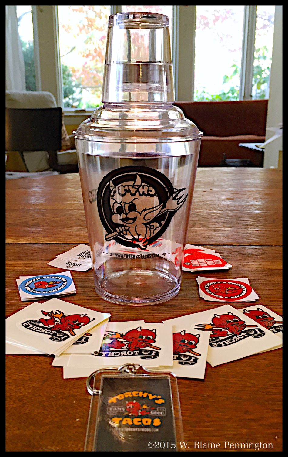 Wow!!! Recently contacted Torchys Atacos and told them how much I loved their food and the cute glasses... Next thing I know I get a box of swag in the mail unexpectedly! Torchys rocks!! Torchy's Taco Torchystacos My Undying Devotion