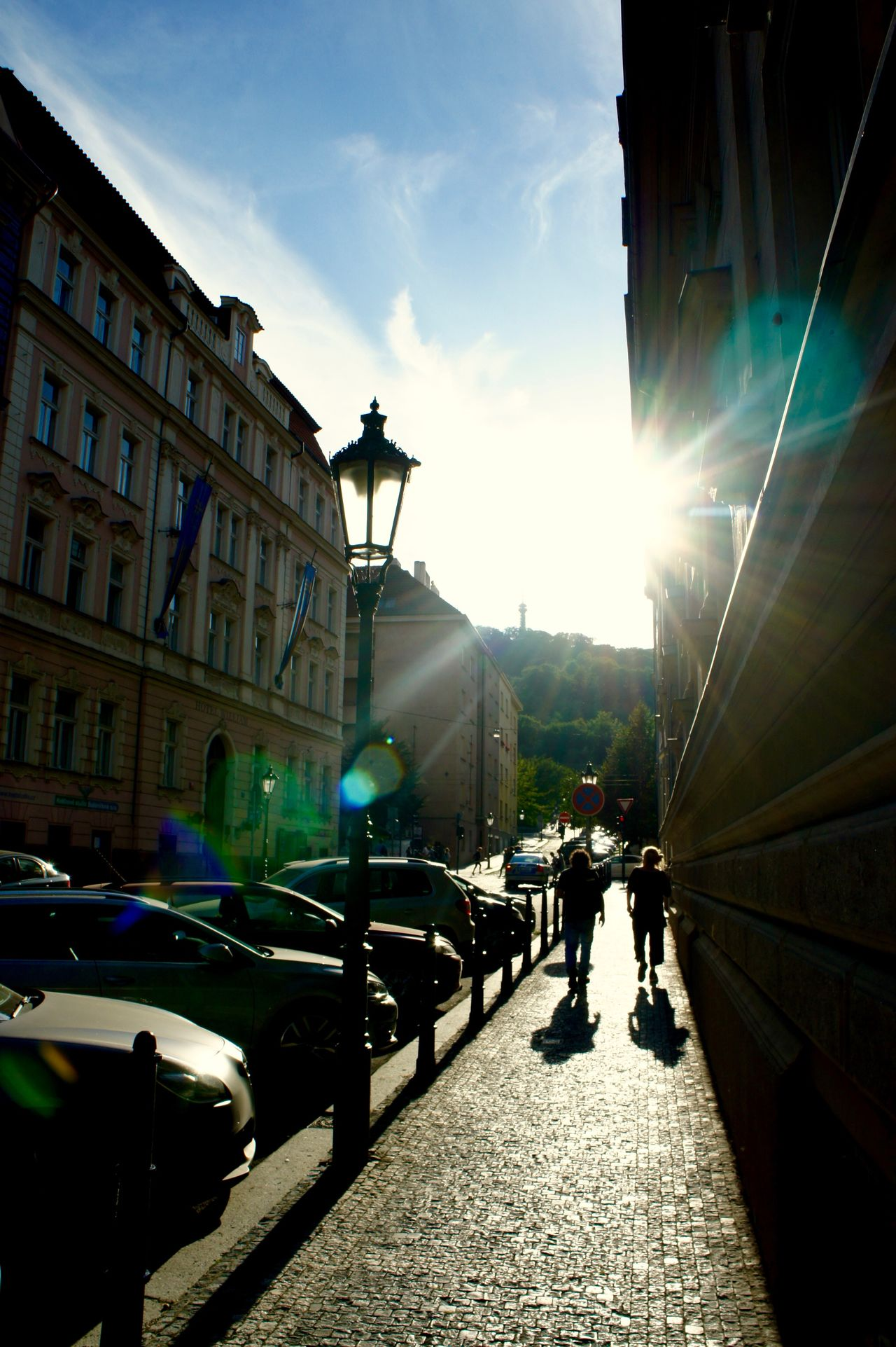 #Afternoon #City #city Life #late Summer #Prague #side Alleys #sun #urban