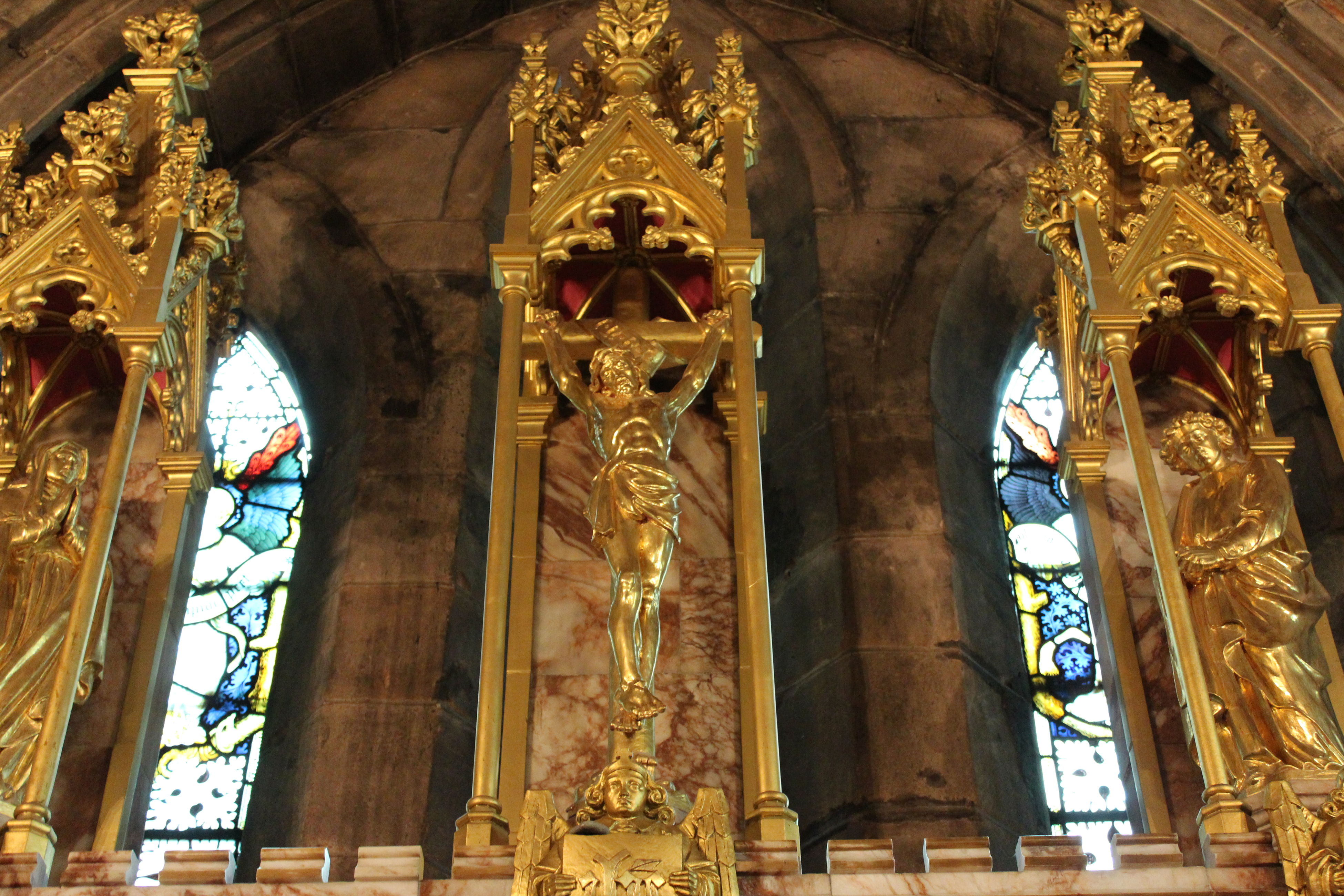 St Chad Chapel Lichfield Cathedral