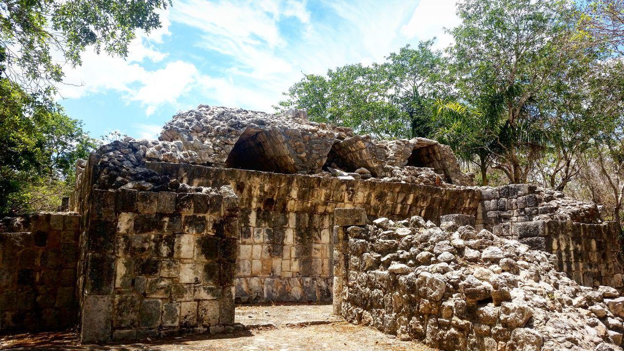 Chichen Itza Mexico Yucatan Mexico Thearchitect-2016-eyeemawards The Secret Spaces