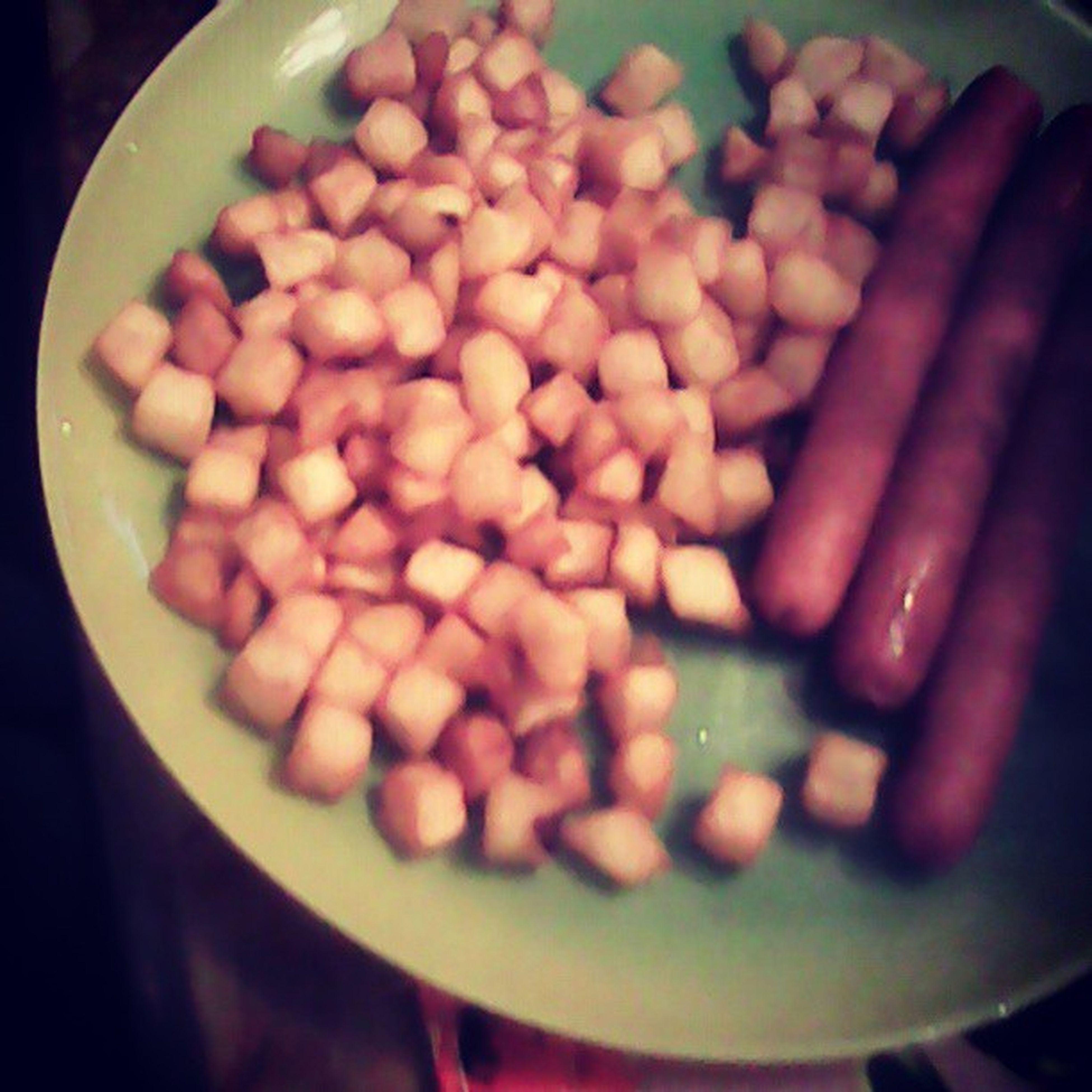 Indtafood Miam Potatoes Knakis