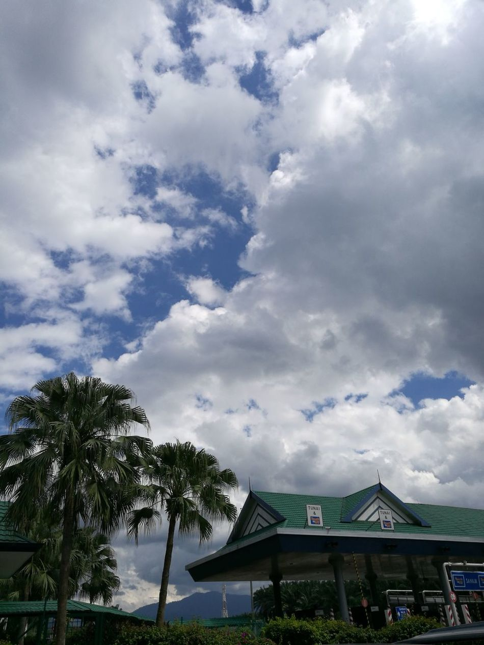 Rainy and wet month Monsoonseason Malaysia Scenery Perak Darul Ridzuan, Malaysia Rainy Days☔