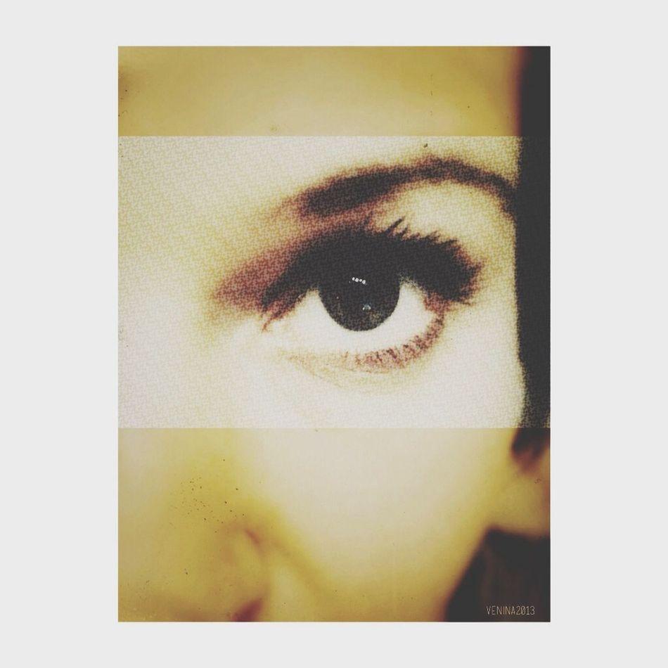 My Eye Face Look Goodmorning