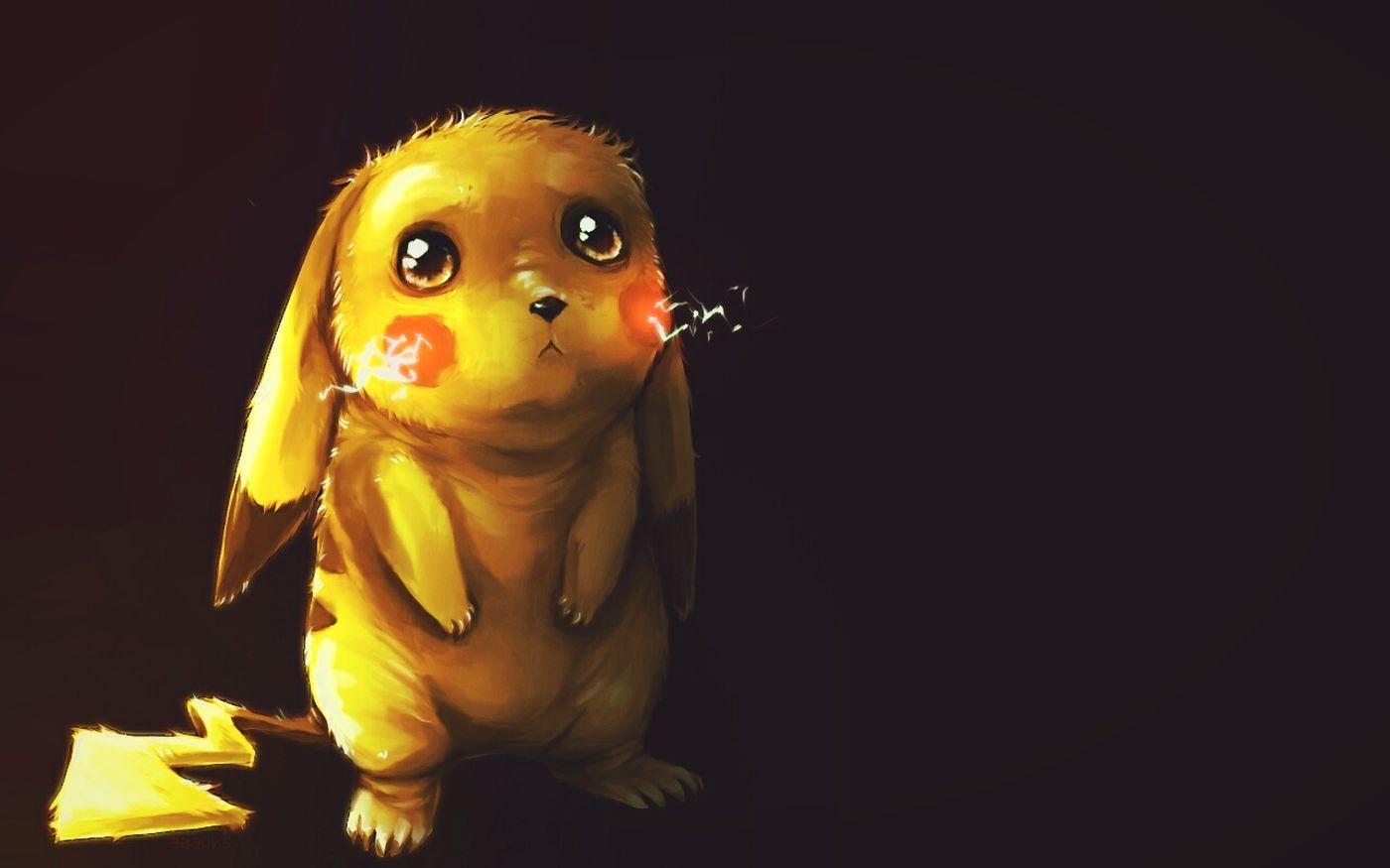 Cute Omg Pika Innocence Childhood Memories ...???????