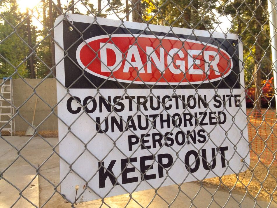Beautiful stock photos of safety, Capital Letter, Chainlink Fence, Communication, Danger