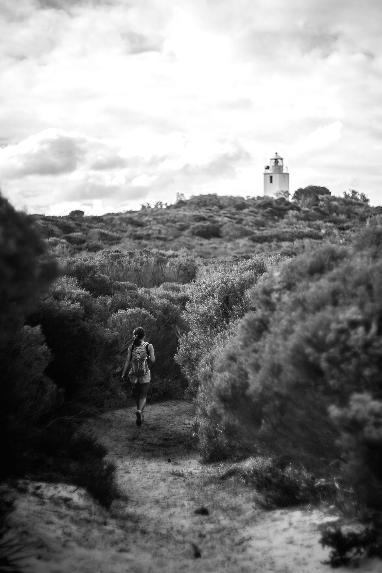 Scape Adventure Hike Lighthouse Lightworld Darkparadise Sydney