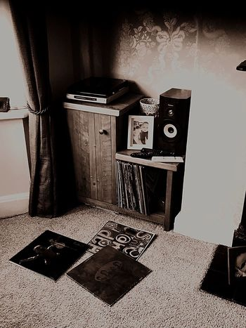 Vinyl Records Music Home Relaxing