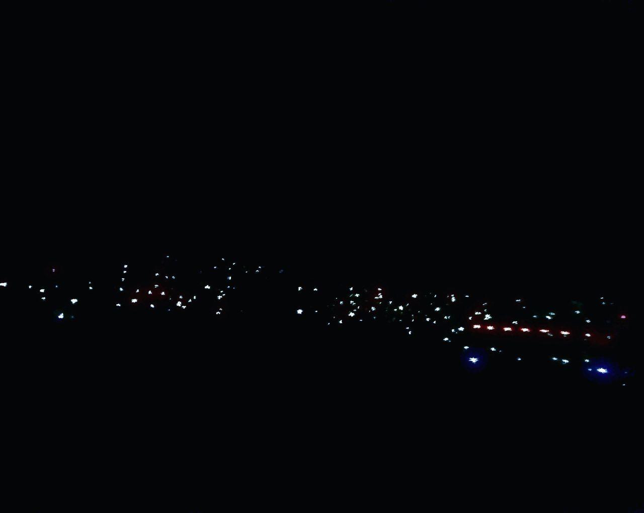 Ligths City Landscape Night