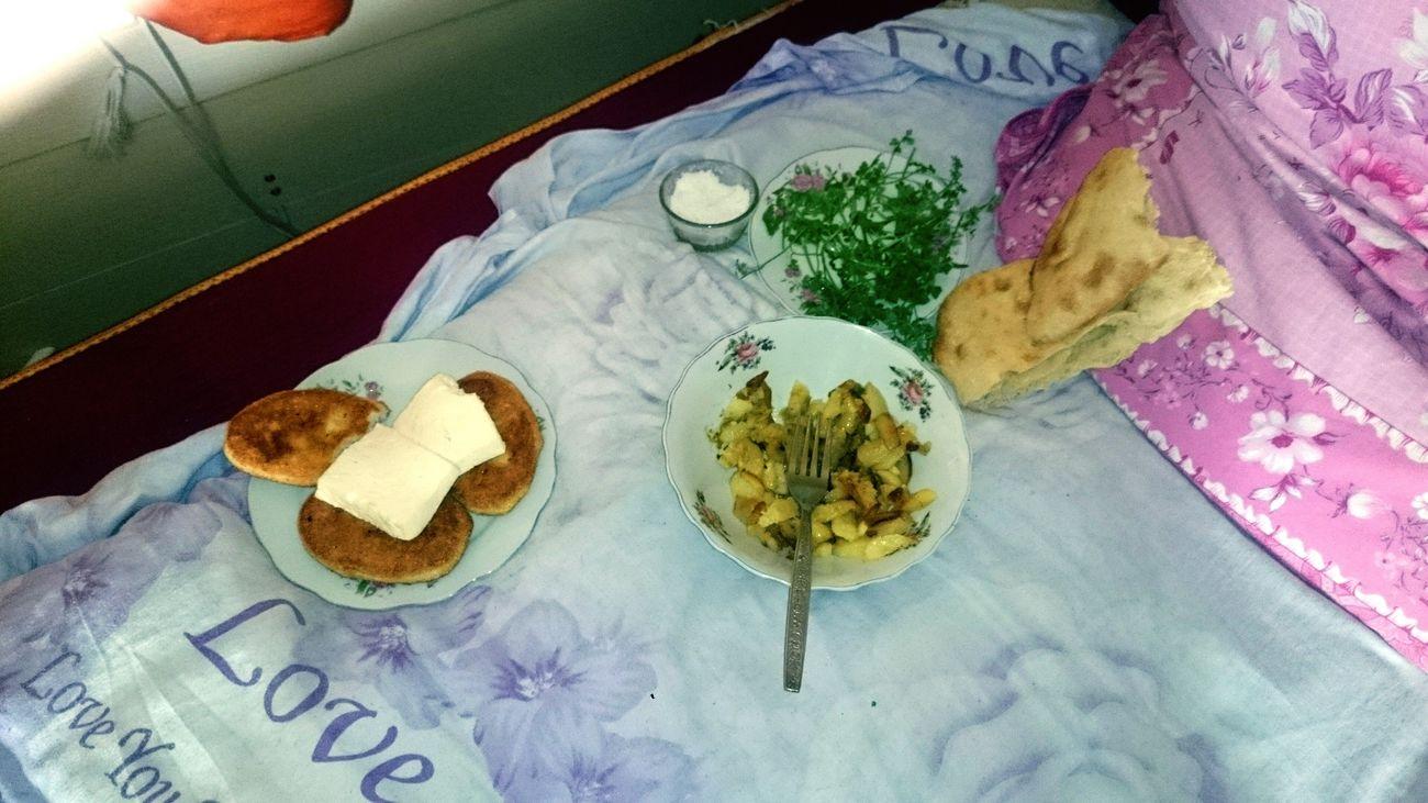 :) Love Sweet Home Morning Food