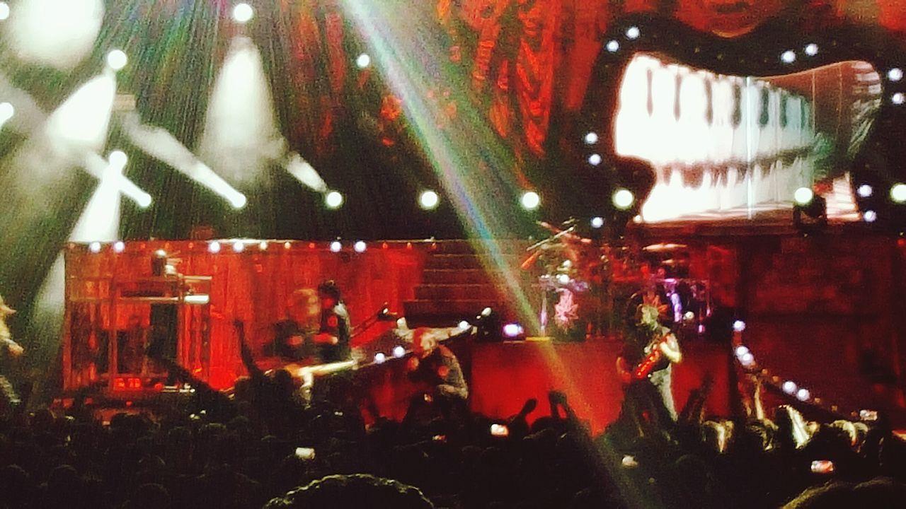 Slipknot Coreytaylor Headbanging Omg Awesome Performance Red