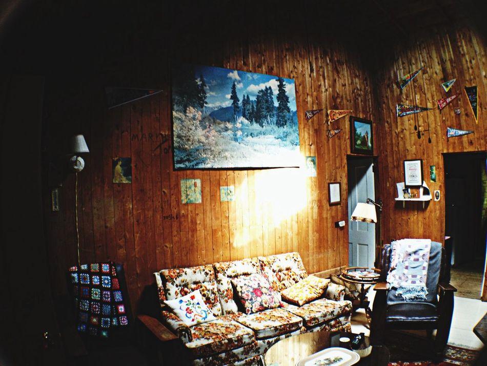 Cottage life Hello World