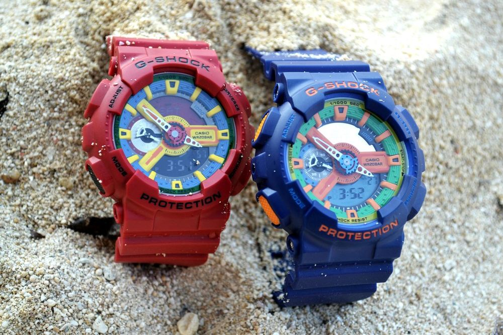 Couple Watch Gshock Sand Inlove♥ Relationship Relationships Goals😍 Simple Photography Love Truelove Waits Loving Each Other Couples❤❤❤ Love ♥ Women Men Life Close-up Moments Of Life Simple Life