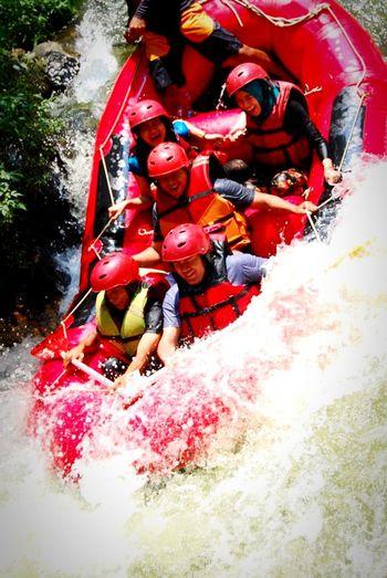 Riverrafting Watersports Pangalengan This Is Indonesia Westjava
