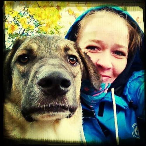 Taking Photos Rainy Days Enjoying Life Mydog♡