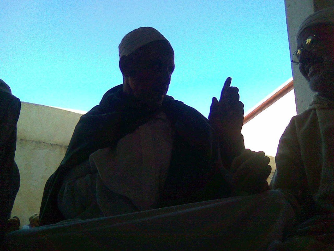 conversation of berber men Arabic Berber  Clothes Djellaba Folklore Friendship Islam Leisure Activity Morocco Tamazight Tighmi Tiznit Togetherness