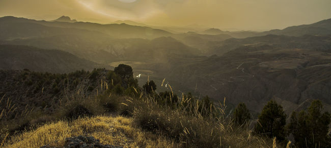 mirador El lirio. Vértice geodésico Beauty In Nature Cazorlaseguraylasvillas Jaen Province Mountain Mountain Range Nature Physical Geography Sierra De Cazorla Sierra Magina Tranquility Vértice Geodésico