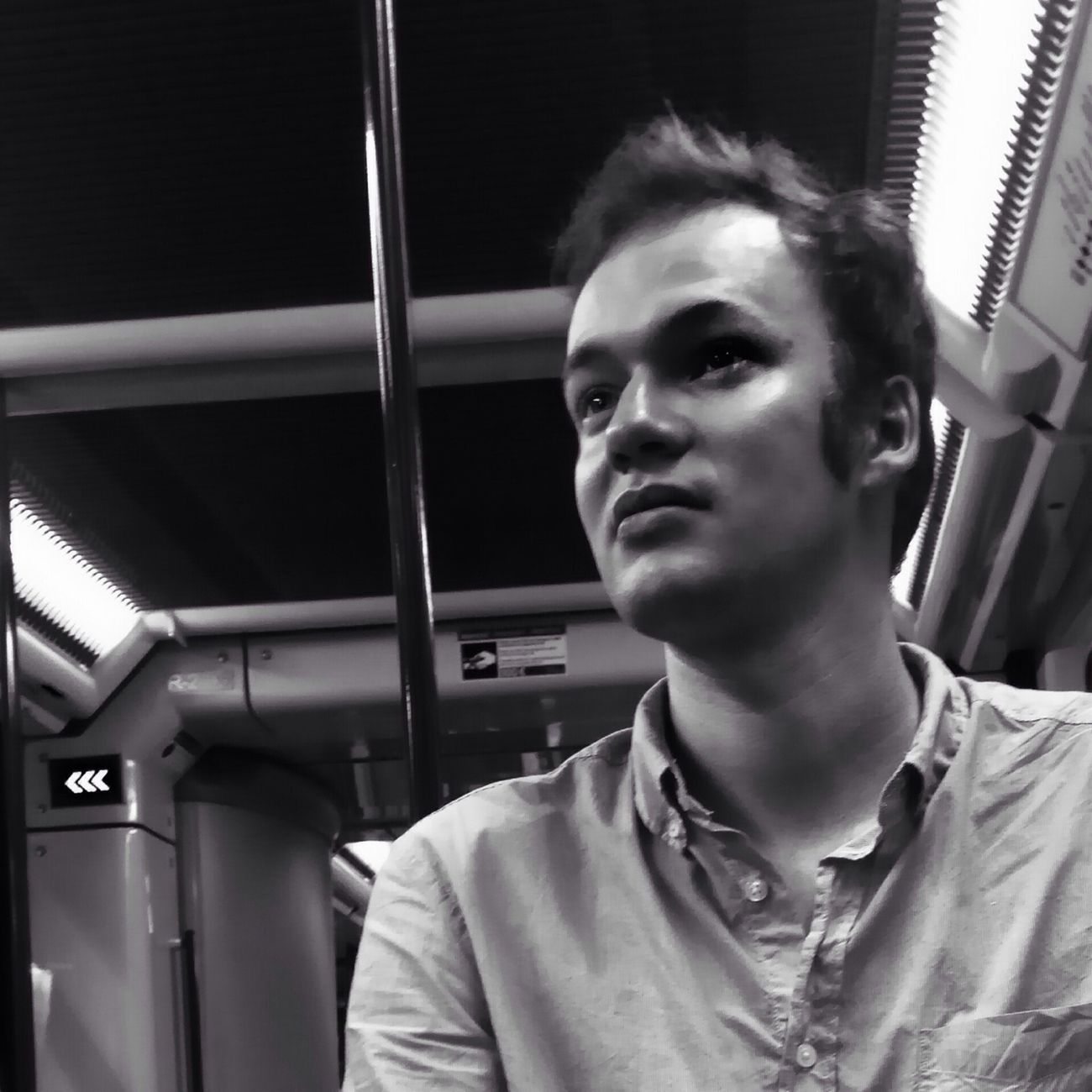 Commuting NEM Black&white Bw_collection Mob Fiction Blackandwhite