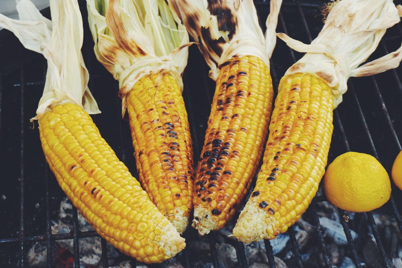 grilled corn Grilling BBQ Bbq Corn Grilled Corn Grill Heat Food Food Photography Vegetables Vegetable Vegetables & Fruits